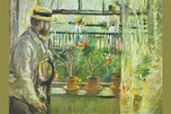 Eugene Manet on the Isle of Wight by Monet