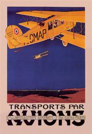 Transports par Avions I