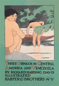 Three Gringos in Central America and Venezuela