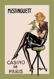 Mistinguett Casino de Paris (Gesmar)