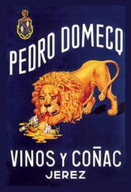 Pedro Domeco Vinos y Conac Jerezt