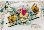 Easter Greetings I