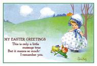 My Easter Greetings