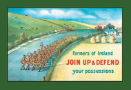 Farmers of Ireland, Join Up and Defend Your Possessions