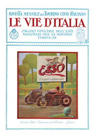 Esso - The Road of Italy