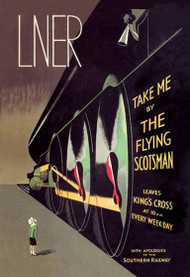 Take Me by The Flying Scotsman