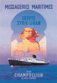 Messageries Maritimes Egypt Cruise Line
