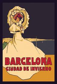 Barcelona, Ciudad de Invierno
