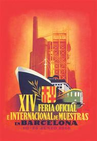 XIV Official International Model Fair in Barcelona #2