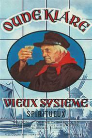 Oudeklare Vieux Systeme Spiritueux