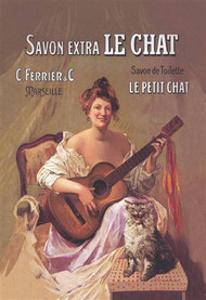 Savon Extra le Chat