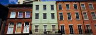 Houses on Riverwalk New Orleans