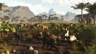 Phorusrhacos, Smilodons And Macrauchenia In Ancient Argentina 2 Million Years Ago