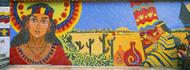 Mural La Hoyada Caracas Venezuela