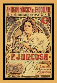 Antigua Fabrica de Chocolate P Juncosa