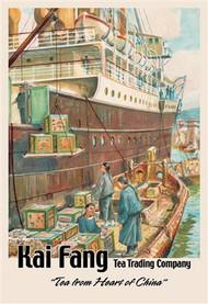 Kai Fang Tea Trading Company: Tea from the Heart of China