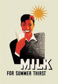 Milk for Summer Thirst