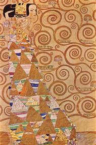 Anticipation by Gustav Klimt
