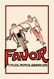 Favor Cycles and Motos de Grand Luxe