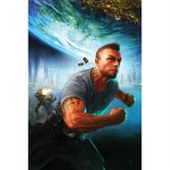 Mass Effect Wall Graphics: Homeworlds #1 (Anthony Palumbo Cover)
