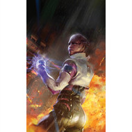 Mass Effect Wall Graphics: Invasion #1 (Variant Cover)