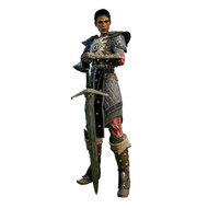 Dragon Age Wall Graphics: Cassandra