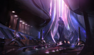 Mass Effect Wall Graphics: Thessia