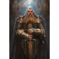 Dragon Age Wall Graphics: Dwarf Noble