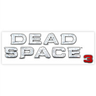 Dead Space Wall Graphics: Dead Space 3 Logo