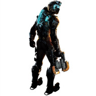 Dead Space Wall Graphics: Isaac Full Body Cutout Wall Graphics