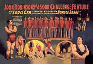 John Robinsons 25000 Challenge Feature