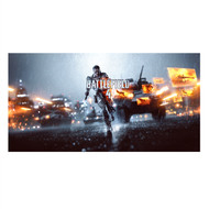 Battlefield 4: Horizontal Wall Graphic I