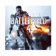 Battlefield 4: Square Wall Graphic