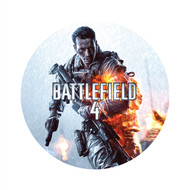 Battlefield 4: Circle Wall Graphic