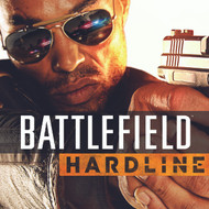 Battlefield Hardline Square Wall Graphic