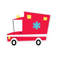 Caleb Gray Studio: Ambulance