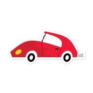 Caleb Gray Studio: Red Car