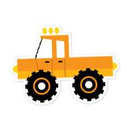 Caleb Gray Studio: Yellow Truck