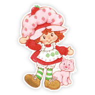 Classic Strawberry Shortcake and Custard II