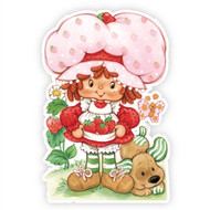 Classic Strawberry Shortcake and Pupcake