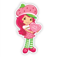 Strawberry Shortcake Valentine