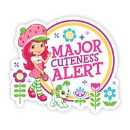 Major Cuteness Alert I Wall Badges