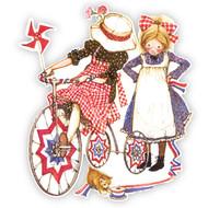 Holly Hobbie Americana Bike