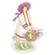 Holly Hobbie Classic Flower Basket
