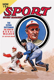 Sport Story Magazine The Flying Dutchman