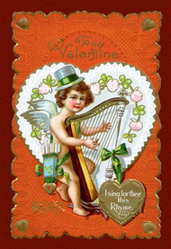 Cupid, I Sing For Thee This Rhyme