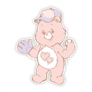 Care Bears Tenderheart Bear Baseball