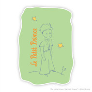 Le Petit Prince Wall Graphic Green