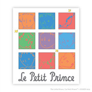 Le Petit Prince Pop Art