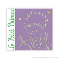 Le Petit Prince Wall Square Purple